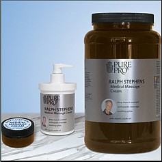 Ralph Stephens Cream for Medical Massage by Pure Pro